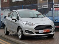 USED 2014 14 FORD FIESTA 1.2 ZETEC 5d  FORD HISTORY ~ £30 TAX ~ AIRCON ~ BLUETOOTH