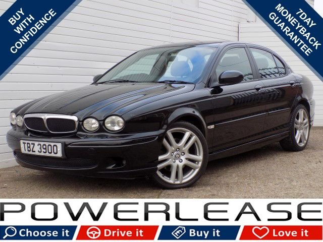 USED 2005 54 JAGUAR X-TYPE 2.0 S D 4d 130 BHP