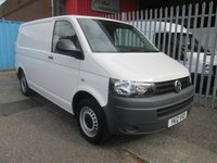 2012 VOLKSWAGEN TRANSPORTER T28 SWB 2.0 TDi 102PS*ONLY 8000 MILES* £SOLD