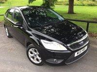 2011 FORD FOCUS 1.6 SPORT TDCI 5d 107 BHP £4980.00