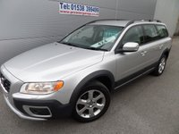 USED 2007 57 VOLVO XC70 2.4 D5 SE AWD 5d AUTO 183 BHP FULL LEATHER, CLIMATE