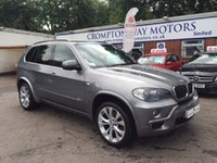 2009 BMW X5 3.0 D M SPORT 5d AUTO 232 BHP £18995.00