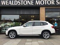 2013 BMW X1 2.0 XDRIVE18D XLINE 5d AUTO 141 BHP £17895.00