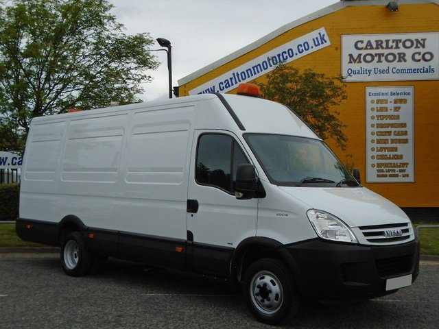 2008 58 IVECO-FORD DAILY 50c15 3.0Hpi H3 [ Mobile Jetting / Steam unit ] Low Mileage Free UK Delivery