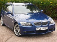 2007 BMW 3 SERIES 3.0 330I M SPORT 5d AUTO 255 BHP £6990.00