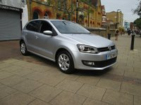 2012 VOLKSWAGEN POLO 1.2 MATCH 5d 59 BHP £6495.00