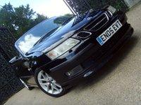 2005 SAAB 9-3 2.0 AERO T 2d AUTO 210 BHP £3699.00