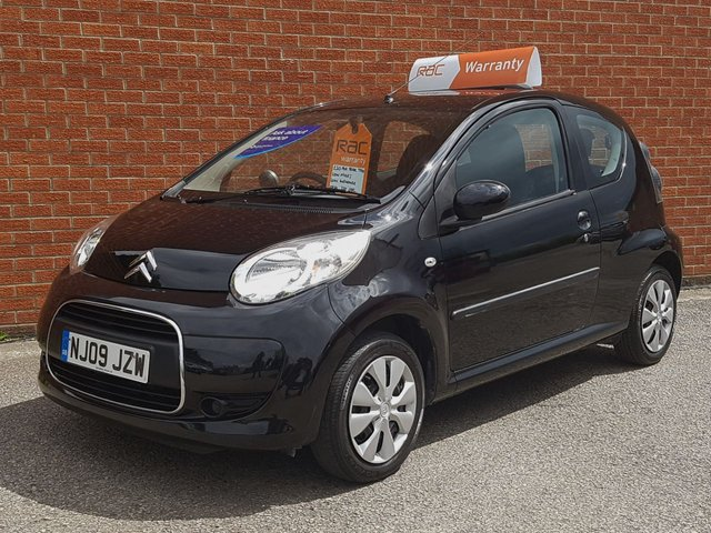 2009 09 CITROEN C1 1.0 VTR 3d ***£20 YEAR ROAD TAX**