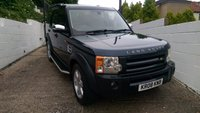 2008 LAND ROVER DISCOVERY 2.7 3 TDV6 HSE 5d AUTO 188 BHP £13750.00