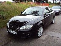 2012 SEAT EXEO 2.0 CR TDI SE TECH 4d 141BHP £7690.00