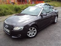 2010 AUDI A5 2.0 TDI SE 2d 168BHP £12690.00