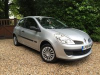 2008 RENAULT CLIO 1.1 EXTREME 16V 3d 75 BHP £1989.00