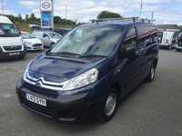 2013 CITROEN DISPATCH 1000 L1 H1 ENTERPRISE 1.6 HDi 90 £8495.00