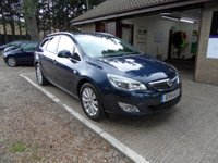 USED 2011 11 VAUXHALL ASTRA 2.0 SE CDTI 5d 157 BHP 12 MONTHS MOT, 6 MONTHS TAX! CAMBELT AND WATER PUMP JUST DONE!