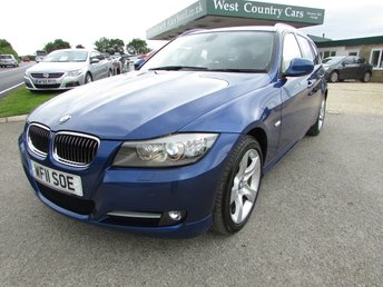 2011 BMW 3 SERIES 2.0 320D EXCLUSIVE EDITION TOURING 5d AUTO 181 BHP £12500.00
