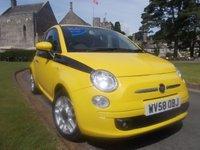 2008 FIAT 500 1.4 SPORT 3d 99 BHP £4495.00