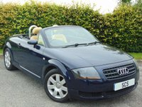 2004 AUDI TT 1.8 ROADSTER 2d £4517.00