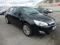 2011 VAUXHALL ASTRA 1.7 EXCITE CDTI 5d 108 BHP £6495.00