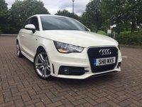 2011 AUDI A1 1.4 TFSI S LINE 3d 122 BHP £10995.00