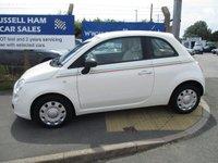 2012 FIAT 500 1.2 POP 3d 69 BHP £5696.00