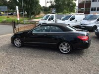 USED 2011 11 MERCEDES-BENZ E CLASS 3.0 E350 CDI BLUEEFFICIENCY SPORT 2d AUTO