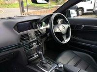 USED 2011 11 MERCEDES-BENZ E-CLASS 3.0 E350 CDI BLUEEFFICIENCY SPORT 2d AUTO