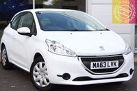 USED 2013 63 PEUGEOT 208 1.0 ACCESS PLUS 3d 68 BHP ***DRIVES EXCELLENTLY***