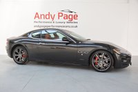 USED 2009 58 MASERATI GRANTURISMO 4.7 S MC Shift 2d AUTO 440 BHP STUNNING LOW MILEAGE VEHICLE