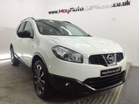 2013 NISSAN QASHQAI+2 1.6 DCI 360 IS PLUS 2 5d 130 BHP £14495.00