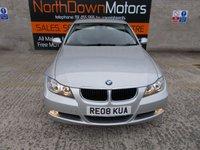 2008 BMW 3 SERIES 2.0 320I ES 4d 148 BHP £6750.00