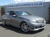 2009 MERCEDES-BENZ C CLASS 2.1 C220 CDI SPORT 4d AUTO 168 BHP £10999.00