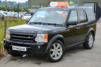 2009 LAND ROVER DISCOVERY 2.7 3 TDV6 HSE 5d AUTO 188 BHP £15000.00