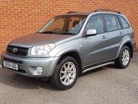 2005 TOYOTA RAV4 2.0 GRANITE VVT-I 5 Door ** RAC WARRANTY **  £3699.00