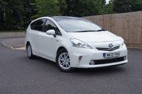 2013 TOYOTA PRIUS PLUS 1.8 T4 5d AUTO 134 BHP £17800.00