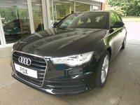 2012 AUDI A6 2.0 AVANT TDI S LINE 5d 175 BHP £17975.00