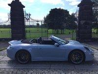 2016 PORSCHE 911  CARRERA 4S CABRIOLET AUTO £95000.00