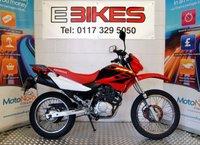 2005 HONDA XR 125 L -3  £1495.00