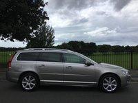 2015 VOLVO V70 2.0 D4 SE LUX 5d AUTO 178 BHP £22500.00