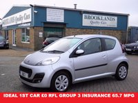 USED 2013 63 PEUGEOT 107 1.0 ACTIVE 3d 68 BHP Free Road Tax Cheap Insurance,Ideal First Car,Great MPG