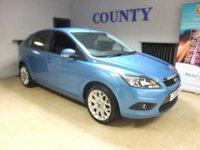 2008 FORD FOCUS 1.8 ZETEC 5d 125 BHP £SOLD