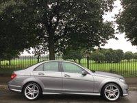 2011 MERCEDES-BENZ C CLASS 2.1 C200 CDI BLUEEFFICIENCY SPORT EDITION 125 4d AUTO 136 BHP £11995.00