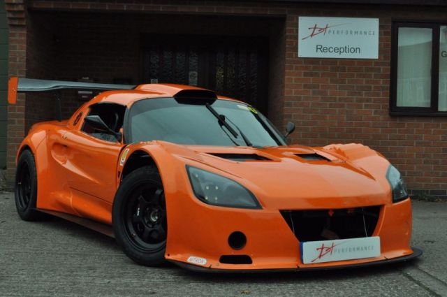 1999 LOTUS EXIGE FERRARI F355 POWERED EXIGE TRACK CAR