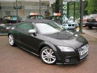 2009 AUDI TT 2.0 TTS TFSI QUATTRO 3d 272 BHP £13490.00