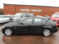 2006 BMW 3 SERIES 2.0 318D ES 4d 121 BHP £2990.00