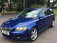 2005 VOLVO V50 2.4 SE 5d AUTO 170 BHP £3450.00