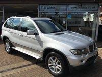 2005 BMW X5 3.0 SE 24V 5d 228 BHP £5495.00