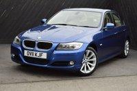 2011 BMW 3 SERIES 318i SE SALOON 6-SPEED 141 BHP £8490.00