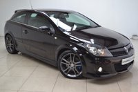 USED 2008 57 VAUXHALL ASTRA 2.0 VXR 3d 240 BHP