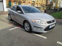 2011 FORD MONDEO 1.6 ZETEC TDCI 5d 114 BHP £7495.00