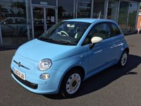 2013 FIAT 500 1.2 COLOUR THERAPY 3DR £5999.00